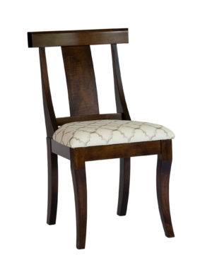 Arabella Side Chair by Amish Crafted by Noah Bontrager