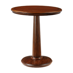 Del Tapered Base Pub Table by Darafeev