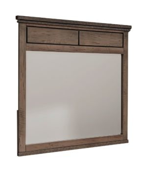Delridge 60″ Dresser Mirror by Amish Crafted by Noah Bontrager