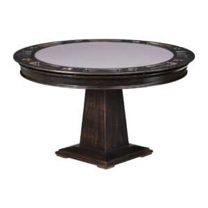 Dynasty Poker Dining Table w/ Bumper Pool by Darafeev
