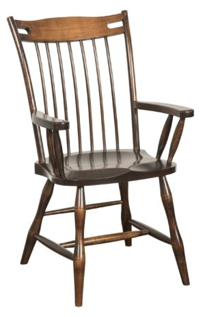 Edmonton Arm Chair by Amish Crafted by Noah Bontrager