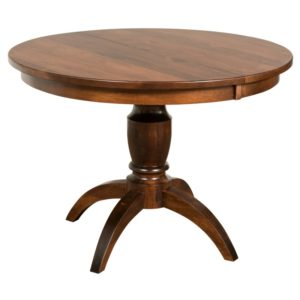 Edmonton Table by Amish Crafted by Noah Bontrager