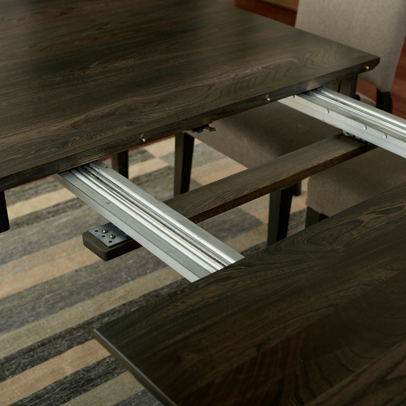 Elara Dining Table By Amish Crafted By Noah Bontrager Lou Rodman S Barstools Dining Superstore