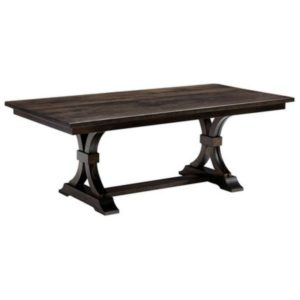 Farmville Table by Amish Crafted by Noah Bontrager