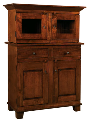 Wellington Hutch by Amish Crafted by Noah Bontrager