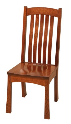 Brigham Side Chair by Amish Crafted by Noah Bontrager
