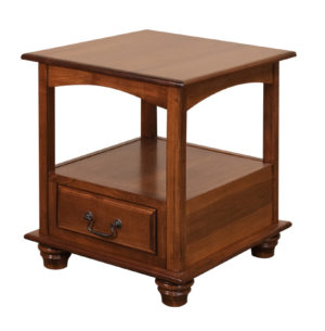 Kinkade 21″ End Table by Amish Crafted by Noah Bontrager