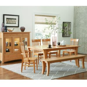 Gibson Dining Collection by Amish Crafted by Noah Bontrager
