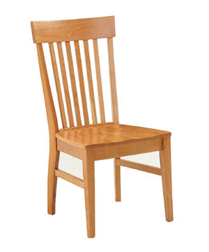 Gibson Side Chair by Amish Crafted by Noah Bontrager