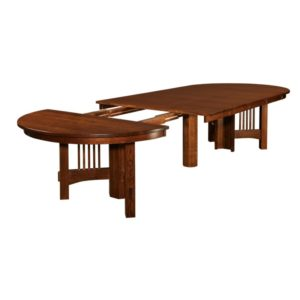 Heartland Table by Amish Crafted by Noah Bontrager