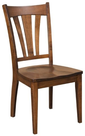 Hatfield Side Chair by Amish Crafted by Noah Bontrager