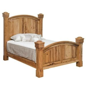 Havenridge Bed by Amish Crafted by Noah Bontrager