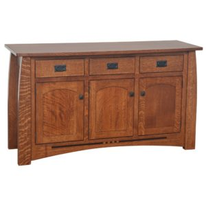 Hayworth Buffet by Amish Crafted by Noah Bontrager