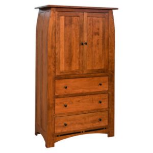 Hayworth Armoire by Amish Crafted by Noah Bontrager