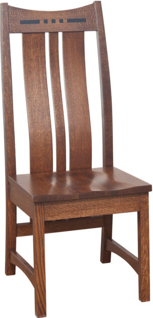 Hayworth Side Chair by Amish Crafted by Noah Bontrager