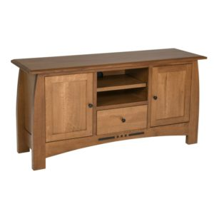 Hayworth 64″ Entertainment Console by Amish Crafted by Noah Bontrager
