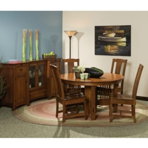 Heartland Dining Collection by Amish Crafted by Noah Bontrager