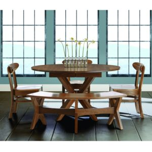 Henning Dining Collection by Amish Crafted by Noah Bontrager