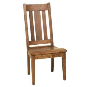 Josser Side Chair by Amish Crafted by Noah Bontrager