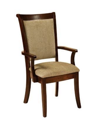 Kare Arm Chair by Amish Crafted by Noah Bontrager