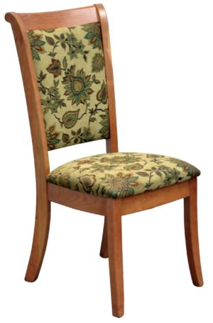 Kare Side Chair by Amish Crafted by Noah Bontrager