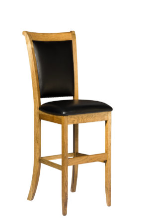 Kare Bar Chair by Amish Crafted by Noah Bontrager