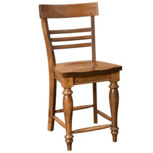 Kinkade Bar Chair by Amish Crafted by Noah Bontrager