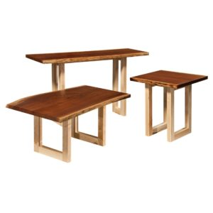 Kivi End Table by Amish Crafted by Noah Bontrager