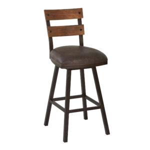 Saugus Swivel Barstool by Lee Jay