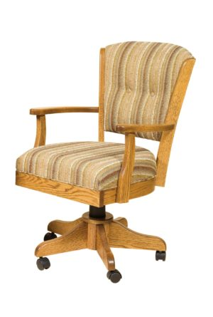 Livonia Desk Chair by Amish Crafted by Noah Bontrager