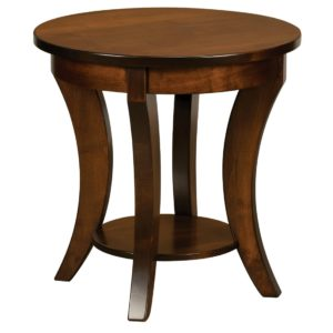 McKenley End Table by Amish Crafted by Noah Bontrager