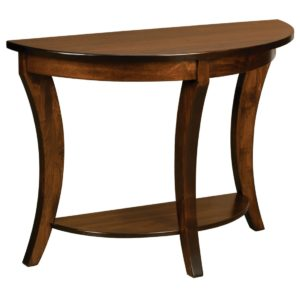 McKenley Sofa Table by Amish Crafted by Noah Bontrager