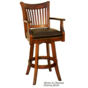 Michigan 1049 Swivel Barstool by JS Products
