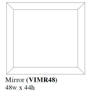 Victor Mirror by Amish Crafted by Noah Bontrager