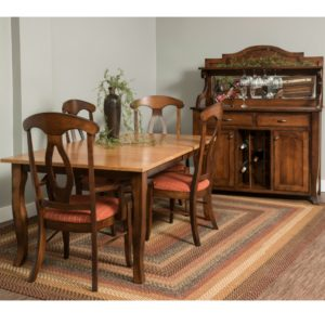Moneta Dining Collection by Amish Crafted by Noah Bontrager