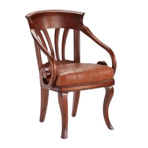 Nomad Club Chair by Darafeev