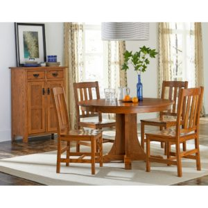Old Mission Dining Collection by Amish Crafted by Noah Bontrager