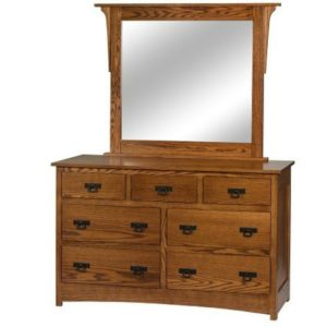 Old Mission Dresser by Amish Crafted by Noah Bontrager