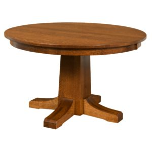 Pasadena Mission Table by Amish Crafted by Noah Bontrager