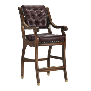 Ponce De Leon Hi Club Chair by Darafeev