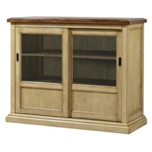 Quails Run 45″ Sideboard (Almond/Wheat) by Winners Only