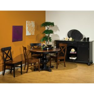 Richmond Dining Collection by Amish Crafted by Noah Bontrager