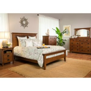 Savannah Bedroom Collection by Amish Crafted by Noah Bontrager