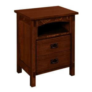 Savannah Night Stand by Amish Crafted by Noah Bontrager