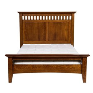 Savannah Bed by Amish Crafted by Noah Bontrager