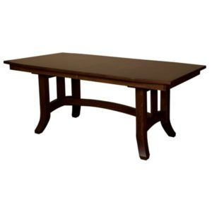Savannah Table by Amish Crafted by Noah Bontrager