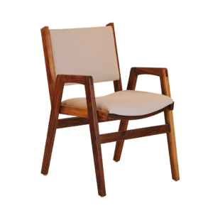 Spencer (Walnut) Stacking Chair by Darafeev