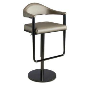 Tiffany Gas Lift Adjustable Barstool by Elite Modern
