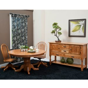 Topeka Dining Collection by Amish Crafted by Noah Bontrager