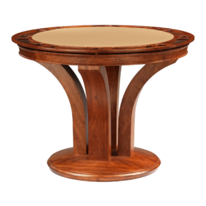 Treviso Round Poker Gathering Table by Darafeev